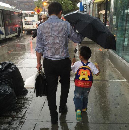 fatherumbrella